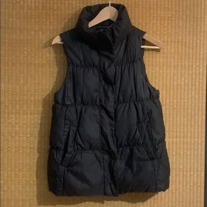 Down filled Vest